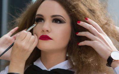 Maquillaje hipoalergénico para ojos