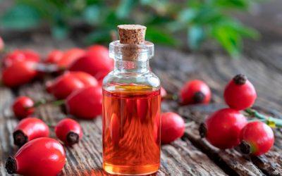 10 propiedades del aceite rosa mosqueta
