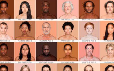 Tipos de color de piel humana