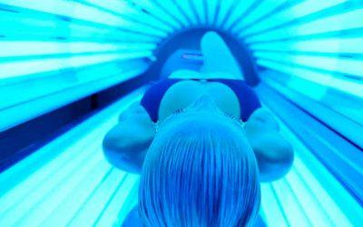 Los riesgos del bronceado con rayos ultravioleta