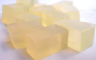 Jabón de glicerina natural