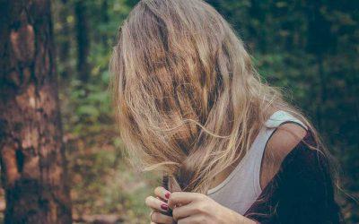 Mascarilla para el cabello seco