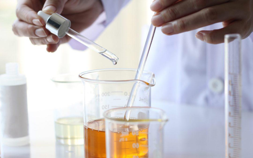 Laboratorio de productos cosméticos